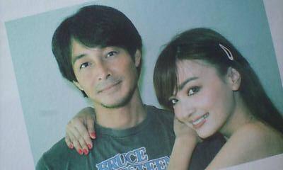 元奥さんと吉田栄作