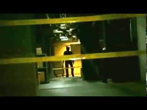 「SP革命篇」 岡田准一の格闘シーン - YouTube