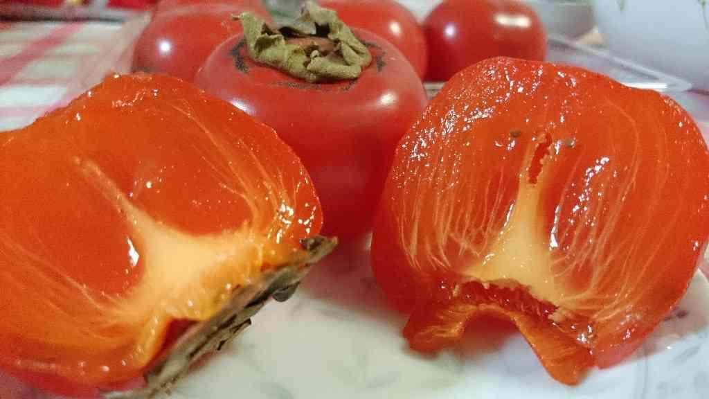柿が好きな人!