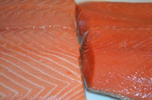 ピンクのサーモン(ノルウェー産)は超危険な有害養殖魚!: 新発見。BLOG