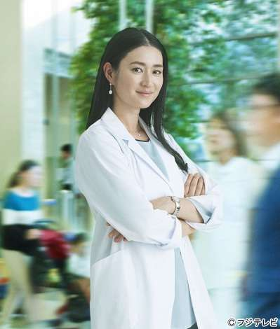 小雪、第3子出産後初ドラマ 「フラジャイル」で長瀬智也と5年半ぶり共演