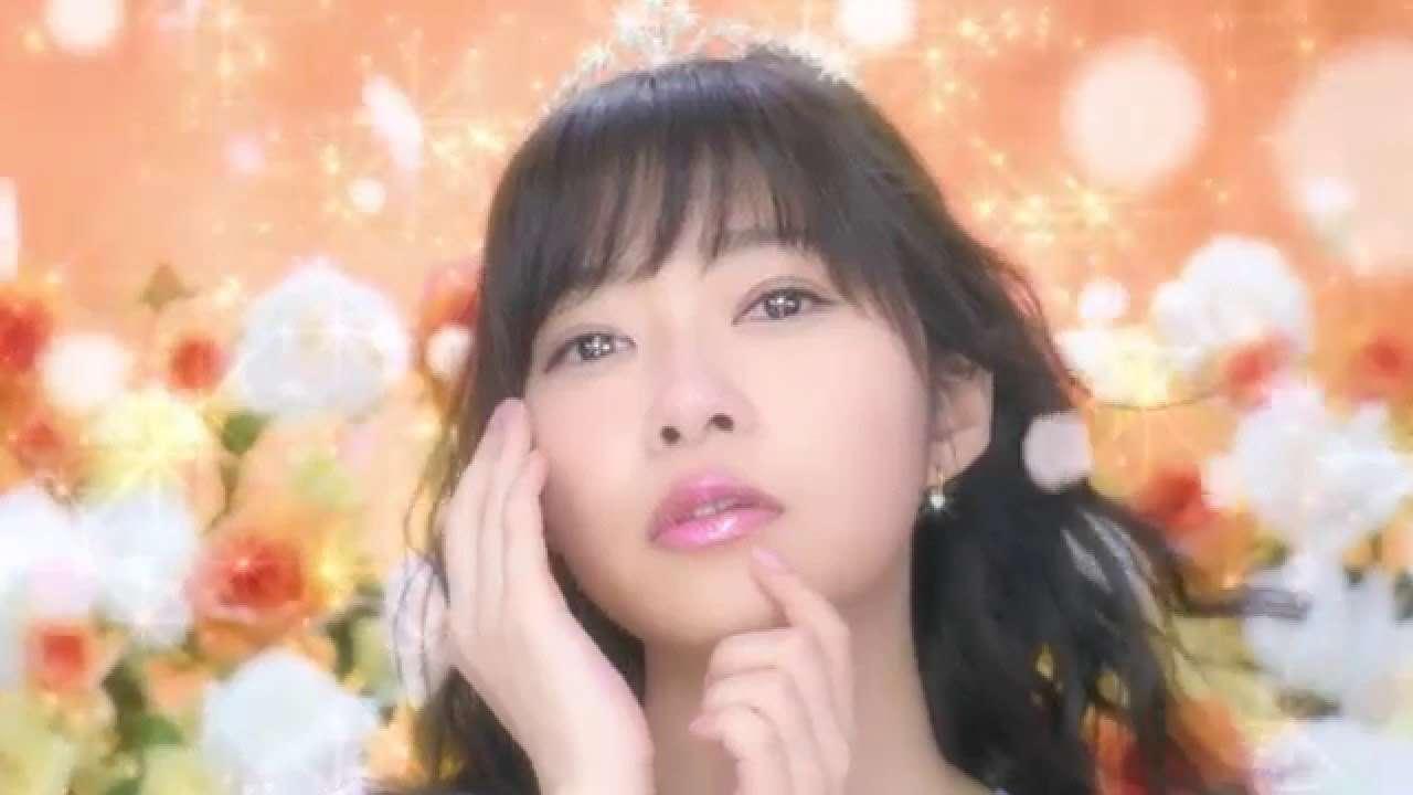 なめらか本舗 指原莉乃(HKT48) TVCM 「宣伝部長就任」編 - YouTube