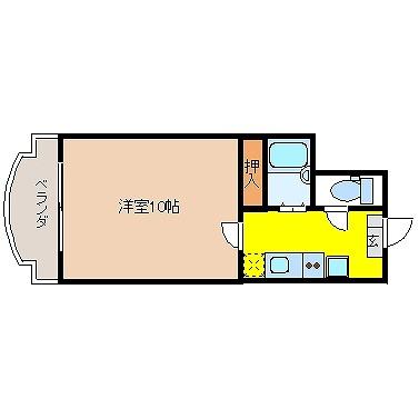 一人暮らし限定 部屋の広さを教えてください