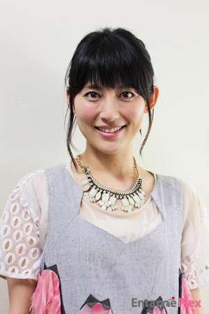 福田彩乃前髪おろし
