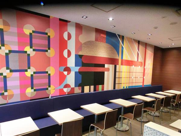 マクドナルド、日本オリジナル内装の店舗を東京・田端に開業 日本人デザイナーの起用は初