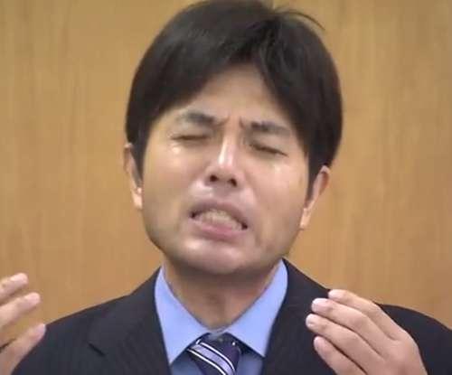 野々村竜太郎議員の号泣会見を全文書き起こし - ログミー