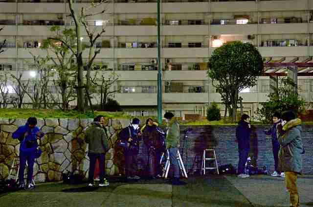 野々村被告、今回も「マスコミいるので出られない」:朝日新聞デジタル