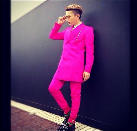 持ち物がピンクだらけは痛い?