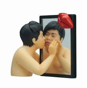 ノンスタ井上のセクシー姿がガチャに「ポジティブ男子コレクション」発売 日本中から叫び声の予感…