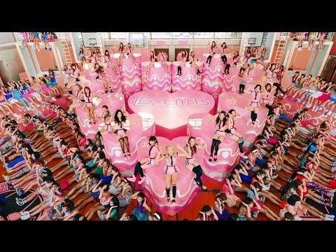 E-girls / Highschool ♡ love - YouTube