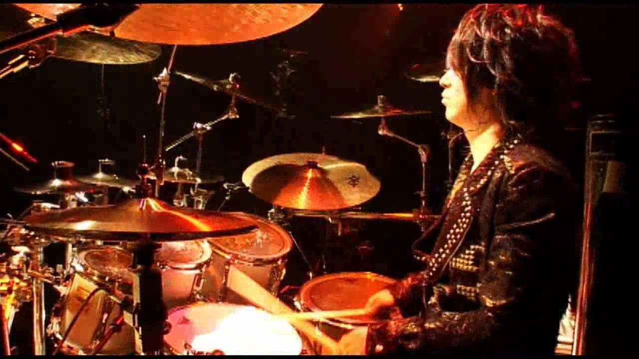 DuelJewel Baru Drum Solo Dear Lapidary DVD - YouTube