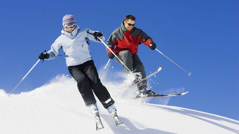 スキー場あるある
