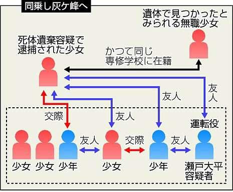 広島・呉の女子生徒殺害事件、共犯18歳少年に求刑通り懲役10年