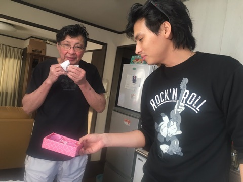 アレク親子の親子会議♡|川崎希オフィシャルブログ「のぞふぃす´sクローゼット」by Ameba