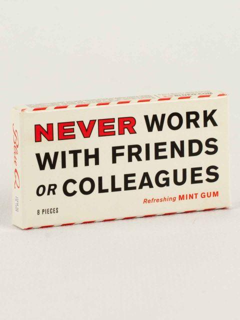 友達と一緒の職場の人いますか?