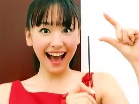 新垣結衣×江崎グリコ「ポッキー」