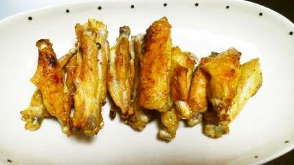 手羽中焼き<カレー風味>  by ノースキャラメル [クックパッド] 簡単おいしいみんなのレシピが231万品