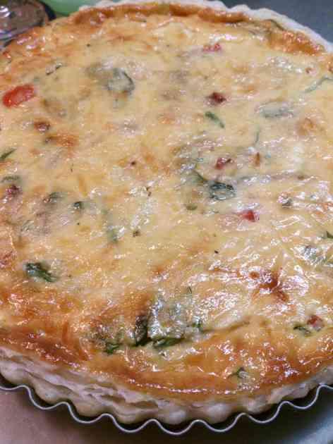 イタリアンキッシュ【トルタサラータ】 by hoisent [クックパッド] 簡単おいしいみんなのレシピが231万品