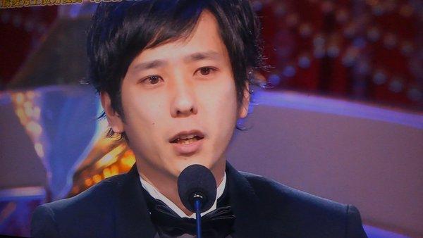 「ジャニーさんに感謝」嵐・二宮和也の日本アカデミー賞スピーチが波紋
