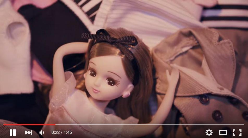 リカちゃんがアリアナ・グランデになりきってる! 大ヒット曲「フォーカス」の日本版ミュージックビデオがチョーかっこいい!!! | Pouch[ポーチ]