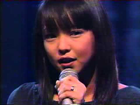 前髪が可愛い安室奈美恵