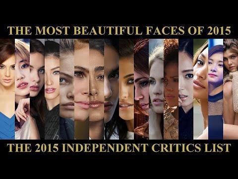 世界美女ランキングTOP100(2015年版)!世界で最も美しい顔 : とざなぼニュース