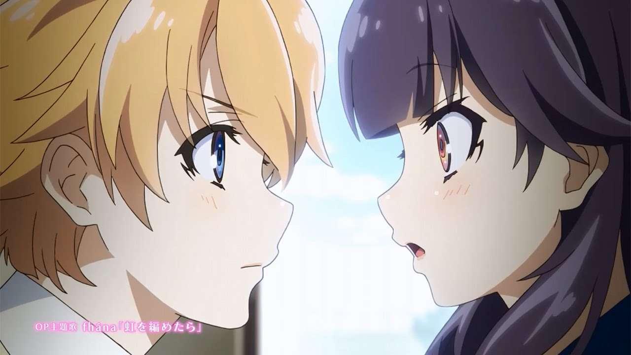 アニメ「ハルチカ~ハルタとチカは青春する~」PV #Haruchika #Japanese Anime - YouTube