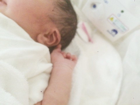 こんにちわ、赤ちゃん。|今井諒オフィシャルブログ「IMAISM」Powered by Ameba