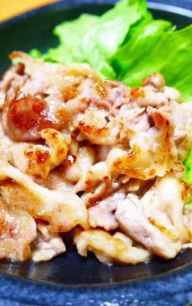 夏バテにお酢でさっぱり!豚肉スタミナ焼き by ほっこり~の [クックパッド] 簡単おいしいみんなのレシピが231万品