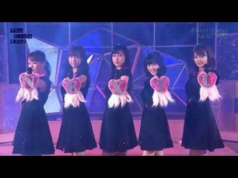 NEXT YOU(Juice=Juice)「Next is you!」スタジオライブ - YouTube