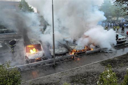 焦点:移民大国スウェーデン、暴動で露呈した「寛容政策」のひずみ| ロイター