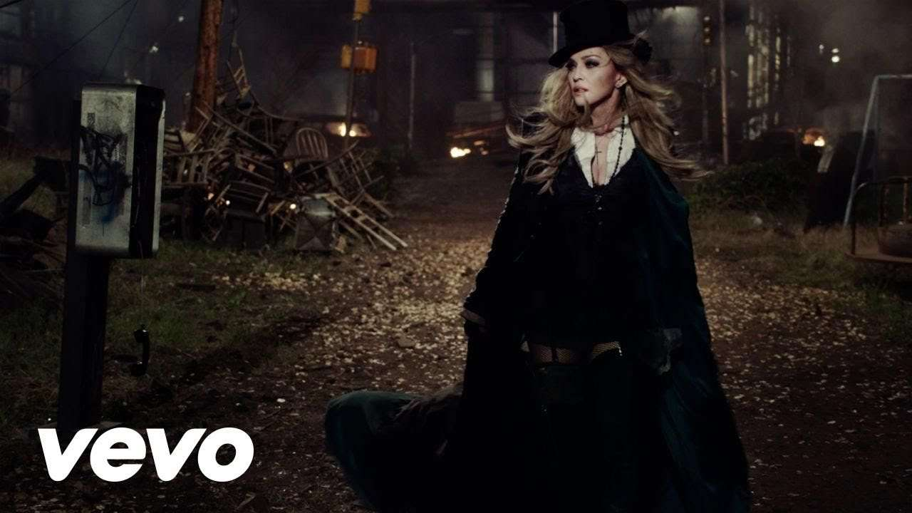 Madonna - Ghosttown - YouTube