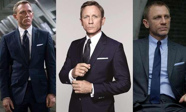 ダニエルクレイグのスーツスタイル魅力を解剖!【007ジェームズボンド】 | 男前研究所