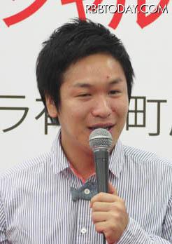 はんにゃの川島章良が妻のトイレ出産を再現 破水から15分で出産