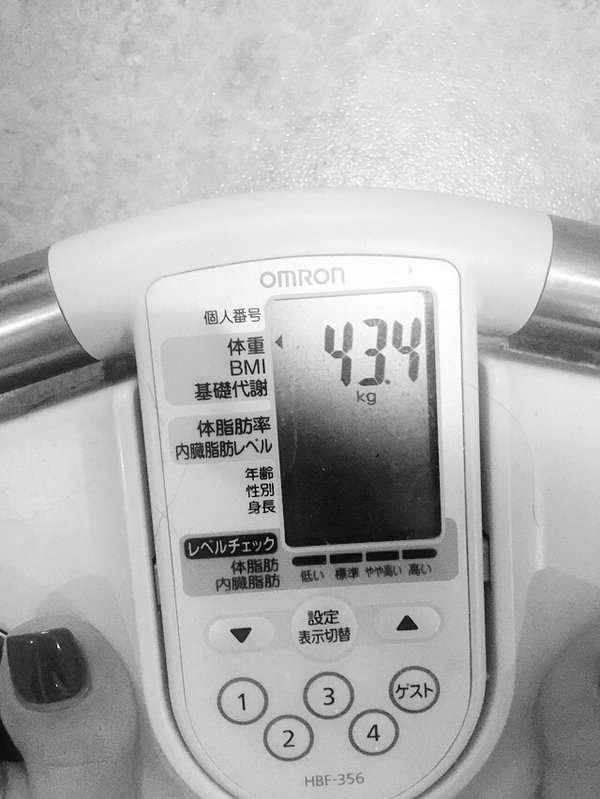 ダレノガレ明美が公開した最新体重に「軽すぎ」と心配の声