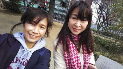 渋谷で難民歓迎デモ 香山リカ「受け入れ歓迎!一緒に生きよう!難民条約いますぐ守ろう!ノーボーダー!」 : 厳選!韓国情報