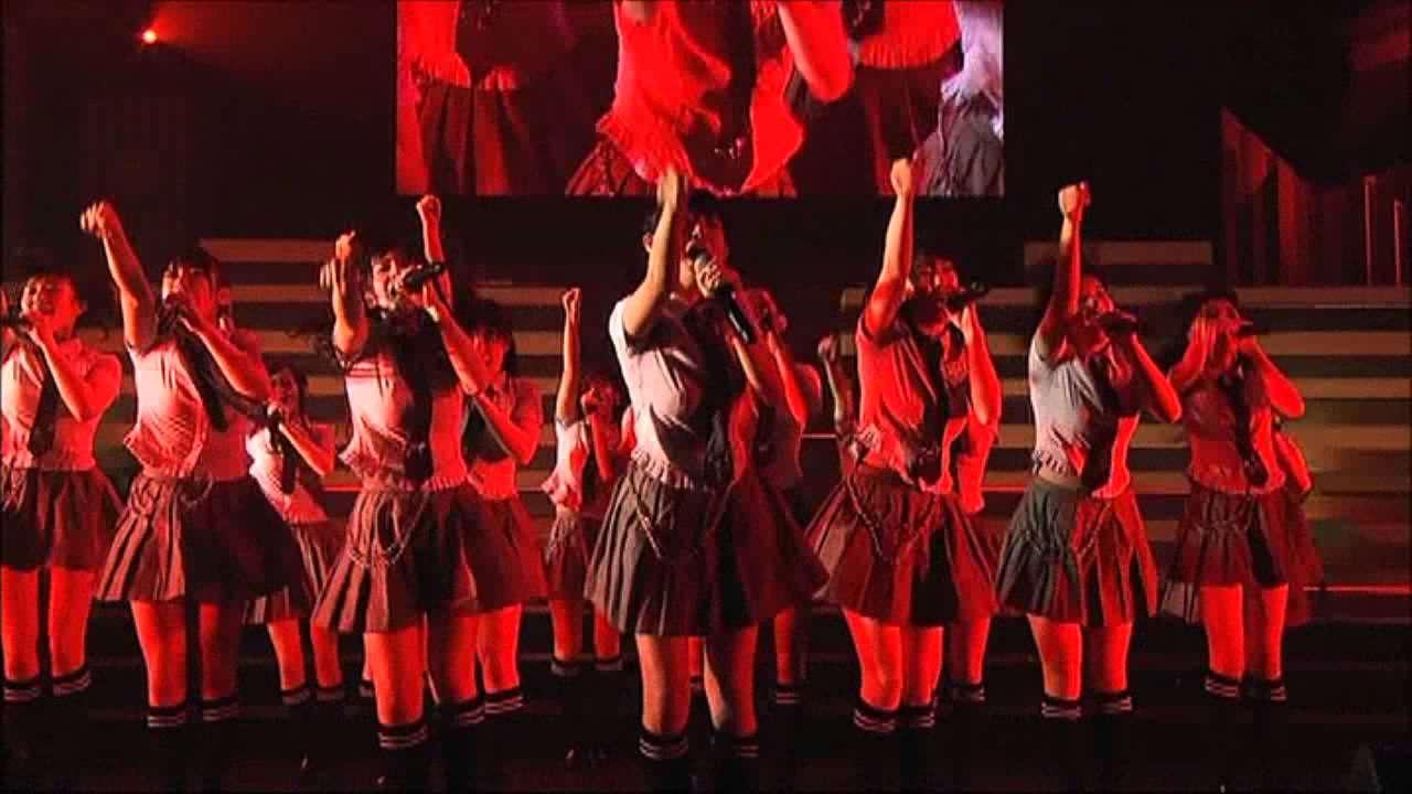 AKB48 「Beginner」 ビギナー  みるきー センターver - YouTube