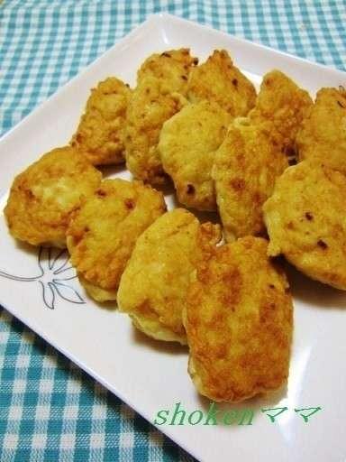 混ぜて焼くだけ~ふわふわチキンナゲット♪ by shokenママ [クックパッド] 簡単おいしいみんなのレシピが231万品