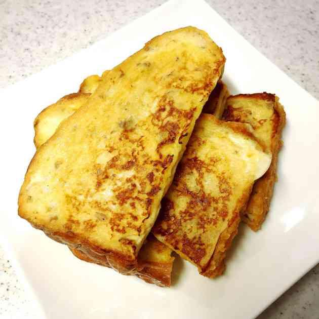 簡単配合♪我が家の基本のフレンチトースト by yummysunny [クックパッド] 簡単おいしいみんなのレシピが231万品