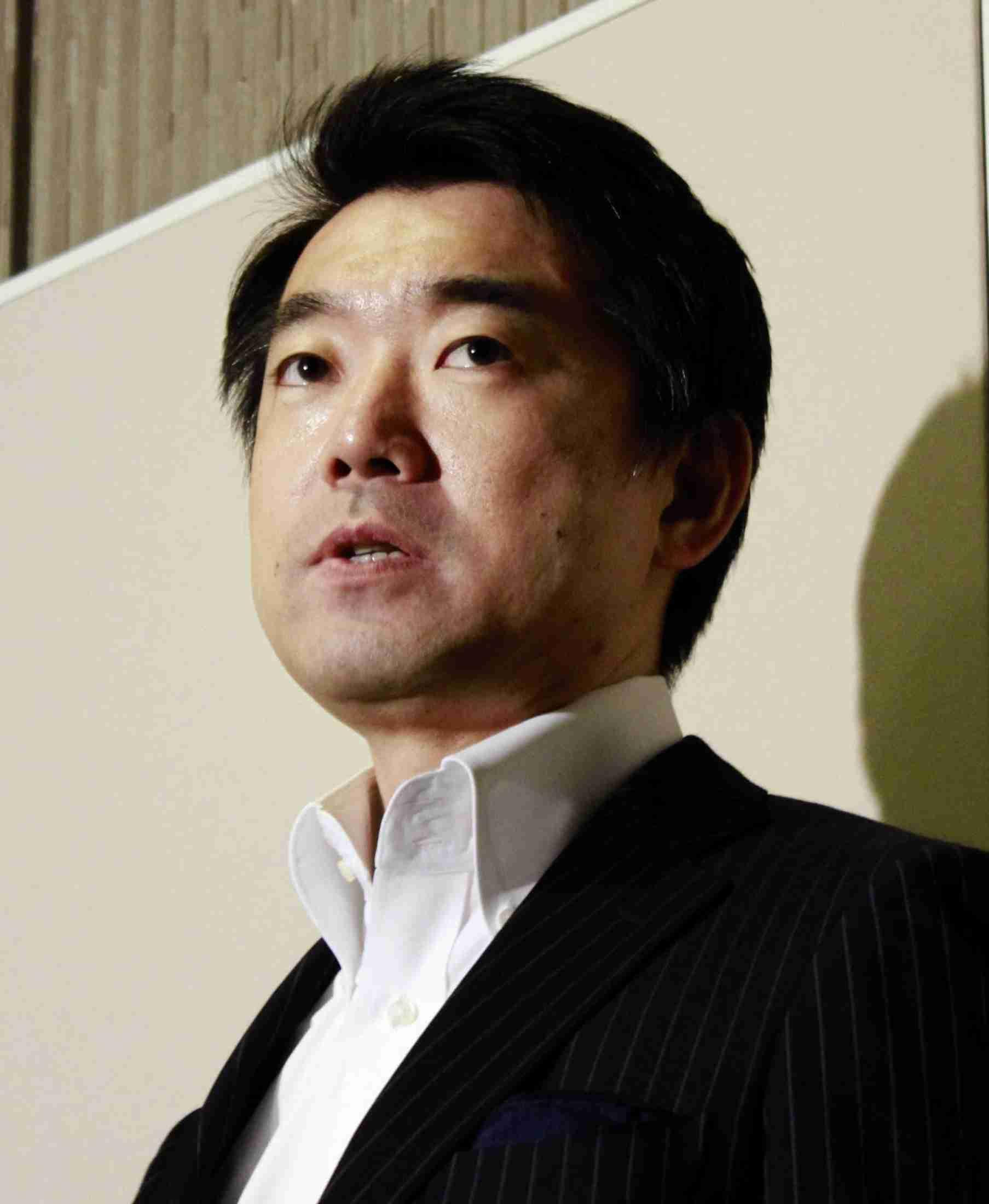 橋下氏、舛添氏反論にダメ!ダメ!「公用車は-」「警護で-」 (デイリースポーツ) - Yahoo!ニュース
