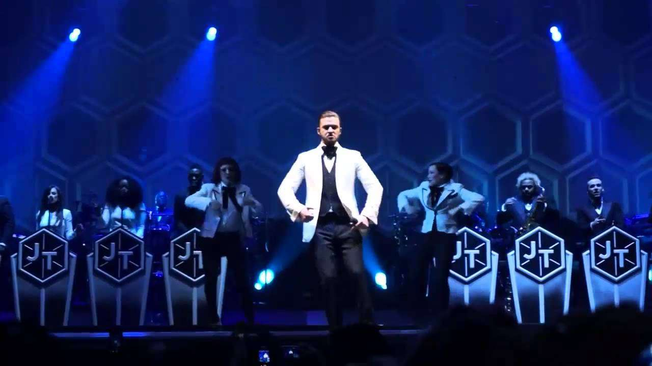 Justin Timberlake - Amazing incredible Dance 2014 NEW (HD) - YouTube