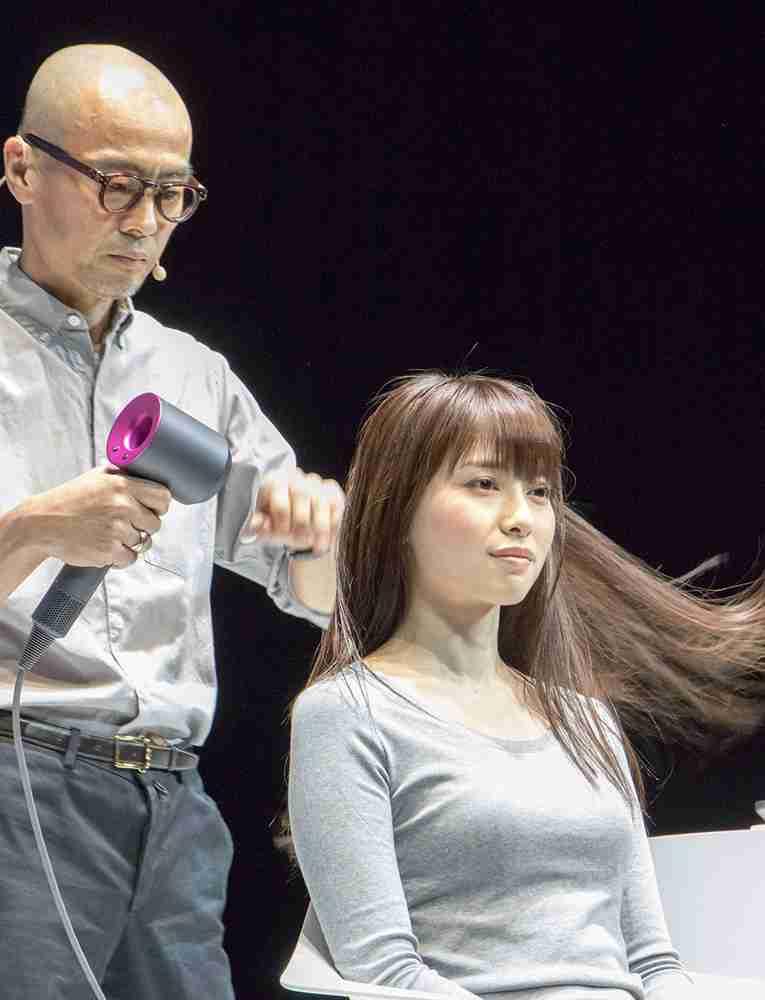 英ダイソンが高級ヘアドライヤーを世界に先駆け日本で発表!価格は税別4万5000円