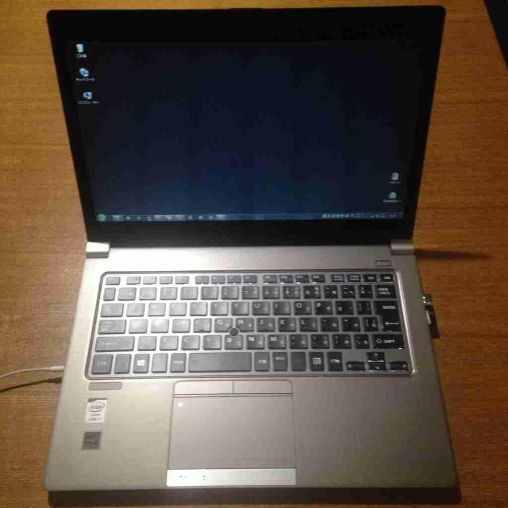 dynabook R634/M を営業用PCとして使って3ヶ月 - すぐやる課