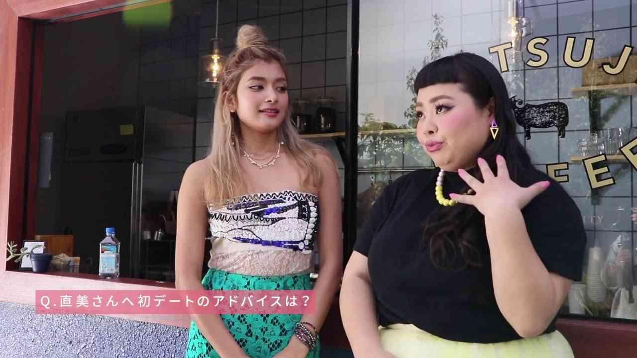 ローラ&渡辺直美初共演 MERY(メリー)TVCM「カフェ」篇 インタビュー「ローラさん誕生日」 - YouTube