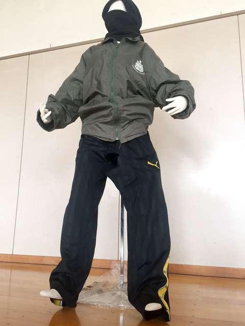 股間が破れたズボンで下半身露出の疑い、40歳男を逮捕 (朝日新聞デジタル) - Yahoo!ニュース