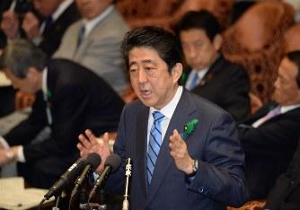 【熊本地震】安倍首相、消費税10%「予定通り」