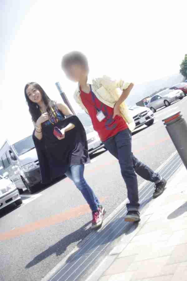 佳子さまが披露されたマッチョ型タンクトップ姿をキャッチ!