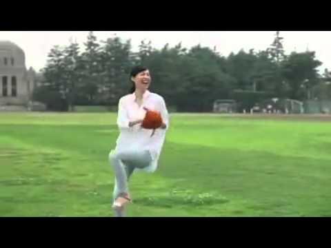 東京オリンピックに野球・ソフトボールを正式種目に!キャッチボール野球編 - YouTube