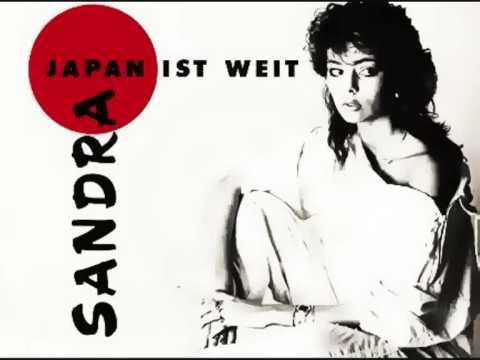 SANDRA - Japan Ist Weit (STEREO) - YouTube