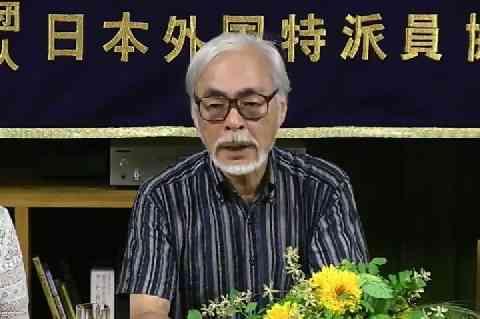 宮崎駿監督が安倍首相を批判「歴史に名前を残したいのだと思うが、愚劣だ」 - 弁護士ドットコム